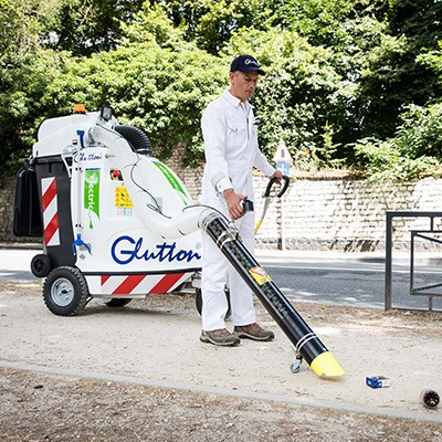 Glutton® Collect® vacuum cleaner