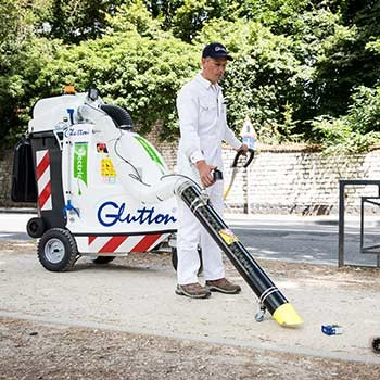 Glutton® delivers the benefits of cleanliness in parks.