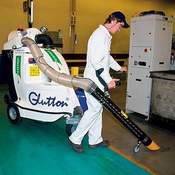 Benefits of our vacuum cleaner in industry